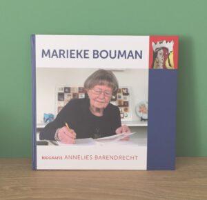 Biografie Marieke Bouman - Boek - E* D.SIGN