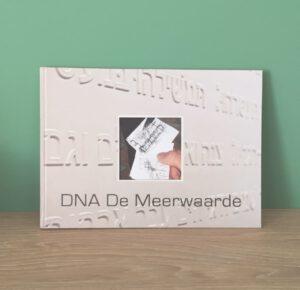 DNA De Meerwaarde - Boek - E* D.SIGN