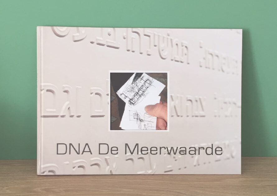 DNA De Meerwaarde - Boek - E* D.SIGN