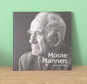 Mooie Mannen - Annelies Barendrecht - Boek - E* D.SIGN
